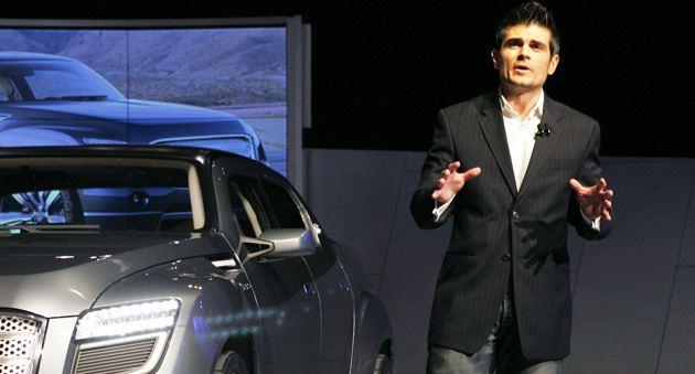 Bryan Nesbitt Designer Bryan Nesbitt To Take On Chief Role At Cadillac