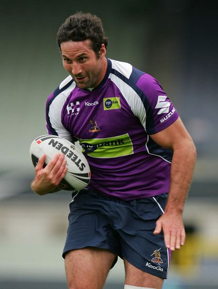 Bryan Norrie Bryan Norrie Photos Melbourne Storm Training Session