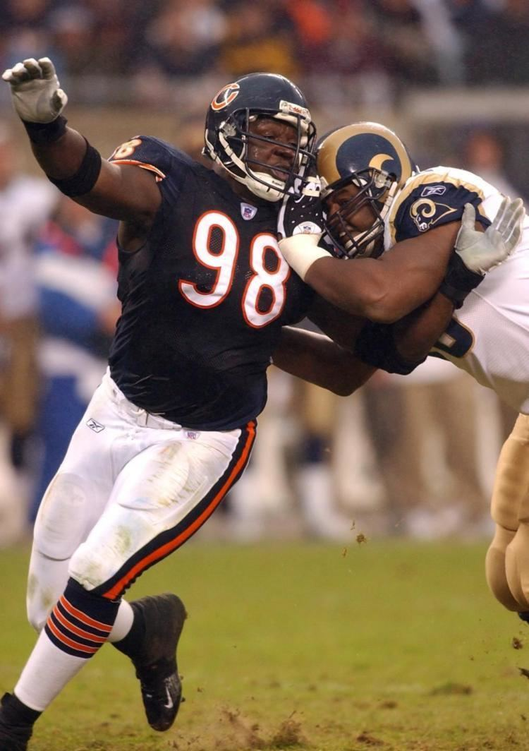 Bryan Robinson (American football, born 1974) Bryan Robinson veteran NFL lineman dead at 41 NY Daily News