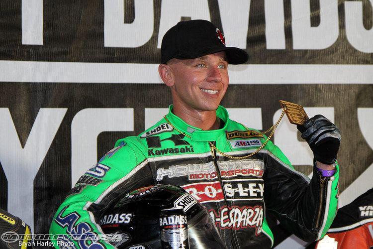 Bryan Smith (motorcycle racer) Magic Miler AMA Pro Flat Track Bryan Smith Interview Motorcycle USA