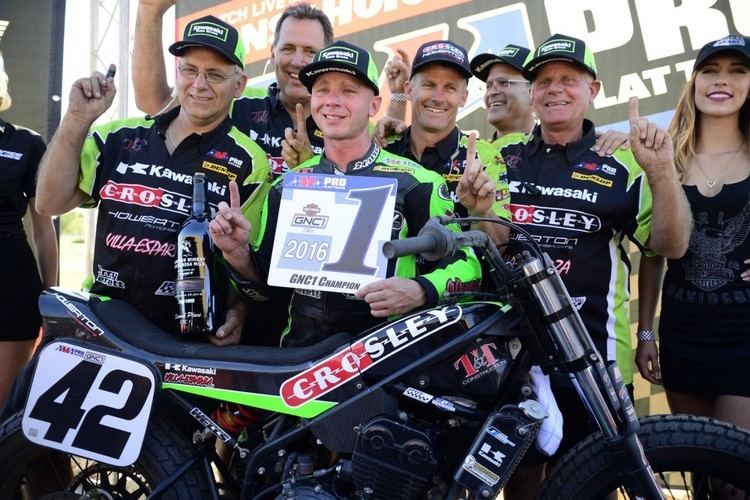 Bryan Smith (motorcycle racer) Bryan Smith Wins GNC1 Championship Cycle News