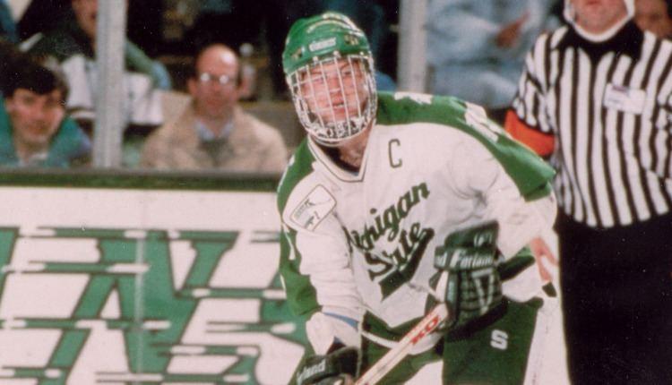 Bryan Smolinski Bryan Smolinski to be Inducted into US Hockey Hall of Fame
