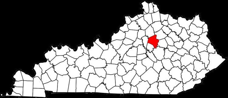 Bryan Station, Lexington, Kentucky