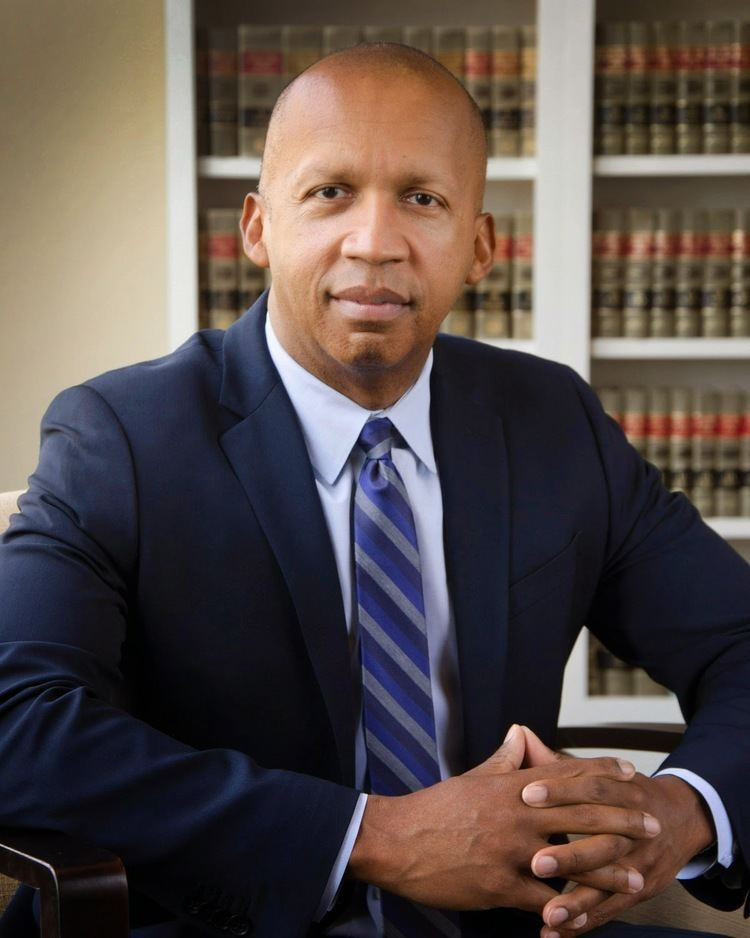 Bryan Stevenson Founder and Executive Director of the Equal Justice