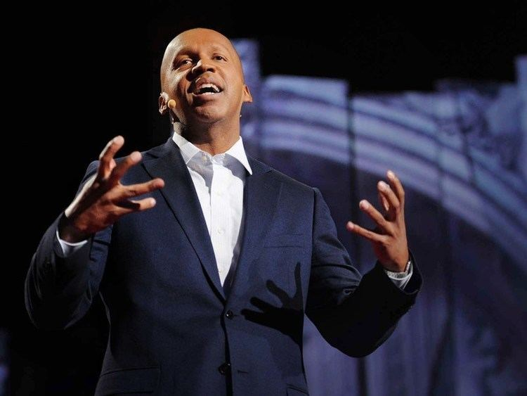 Bryan Stevenson Bryan Stevenson We need to talk about an injustice TED