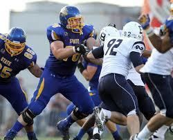 Bryan Witzmann Saints have signed small school offensive tackle Bryan Witzmann to