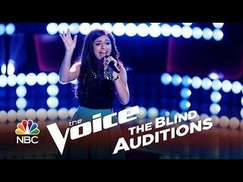 Bryana Salaz The Voice 2014 Bryana Salaz Problem YouTube