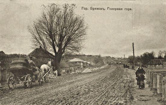 Bryansk in the past, History of Bryansk