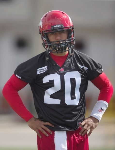 Bryant Moniz From delivering pizzas to delivering passes Stamps