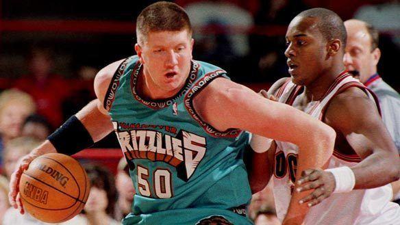 Bryant Reeves NBA Cult Heroes Bryant Reeves Pundit Arena
