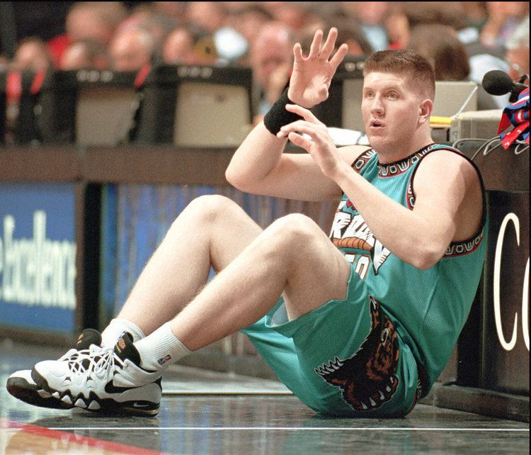 Bryant Reeves Oklahoma State basketball Why the legend of Bryant Big Country