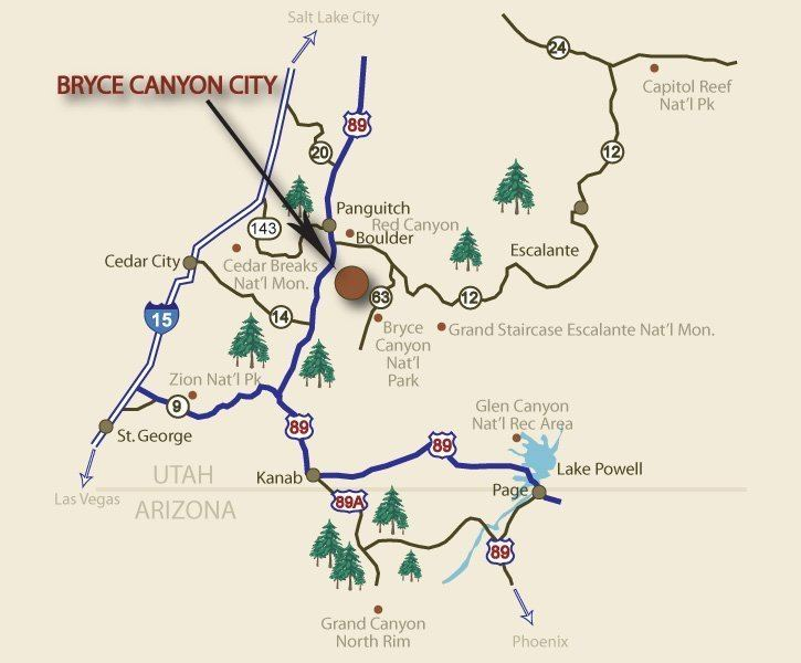 Bryce Canyon City, Utah Bryce Canyon City Utah
