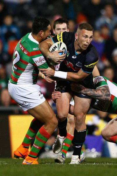 Bryce Cartwright Bryce Cartwright Pictures NRL Rd 17 Panthers v