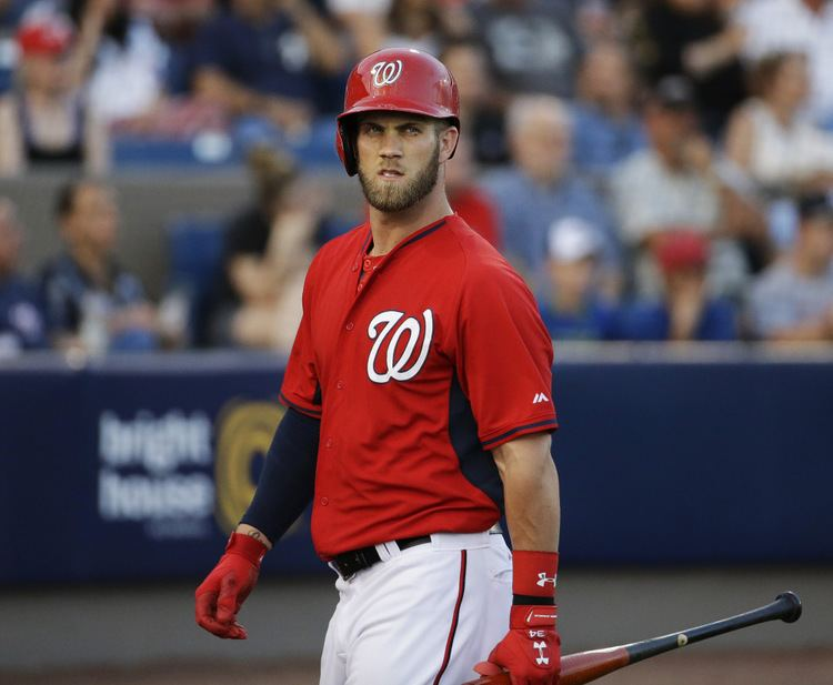Bryce Harper How good can Bryce Harper be in 2015 For The Win