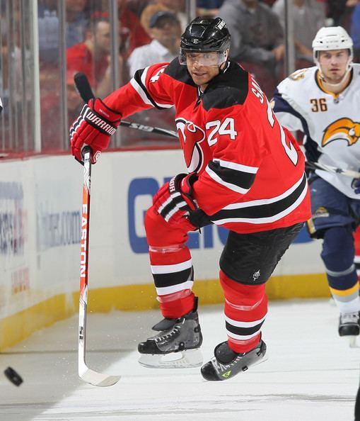 Bryce Salvador Bryce Salvador Photos Photos Buffalo Sabres v New Jersey Devils