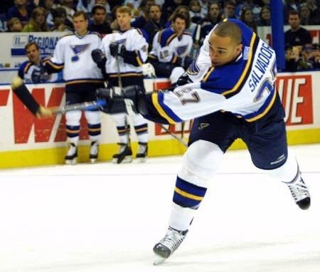 Bryce Salvador Bryce Salvador Boasts Steady NHL Career