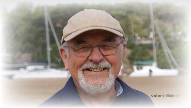 Bryn Griffiths (writer) Bryn Griffiths writer poet mariner