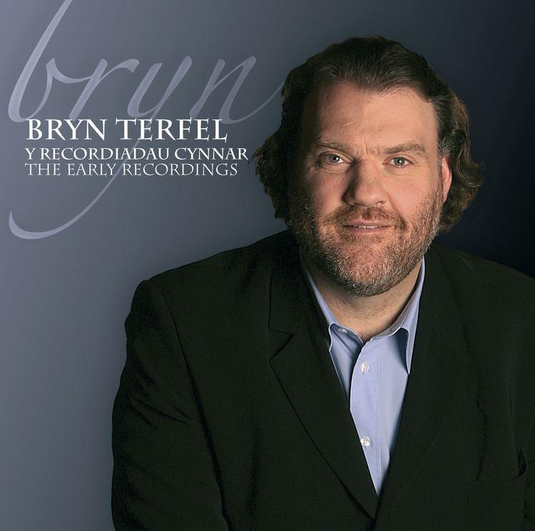 Bryn Terfel Bryn Terfel Y RECORDIAU CYNNAR Music Sain Records