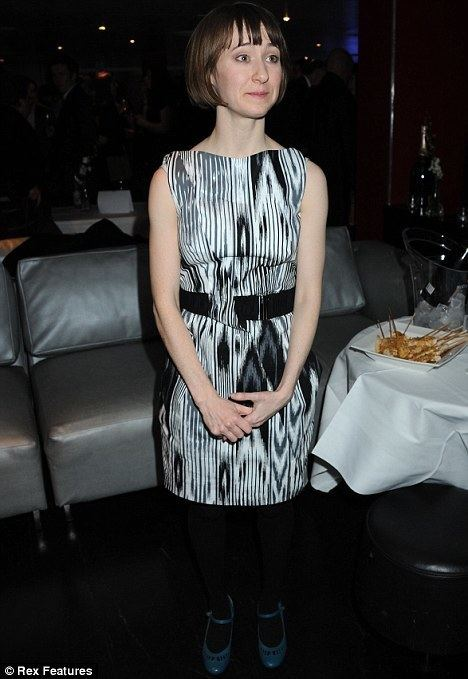 Bryony Hannah She39s the unknown who39s upstaging Keira Knightley in The