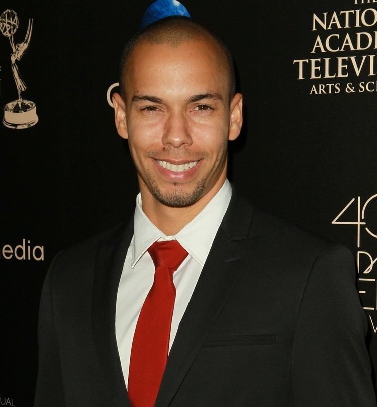 Bryton James Bryton James Picture 1 The 40th Annual Daytime Emmy