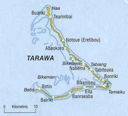 Buariki (Tarawa village)