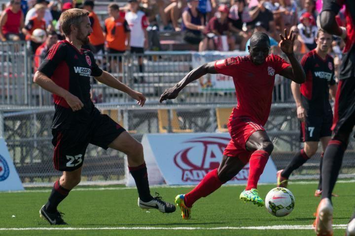Bubacarr Jobe Bubacarr Jobe Toronto FC