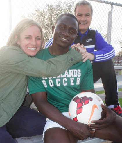 Bubacarr Jobe Player39s soccer dream becomes an immigration nightmare
