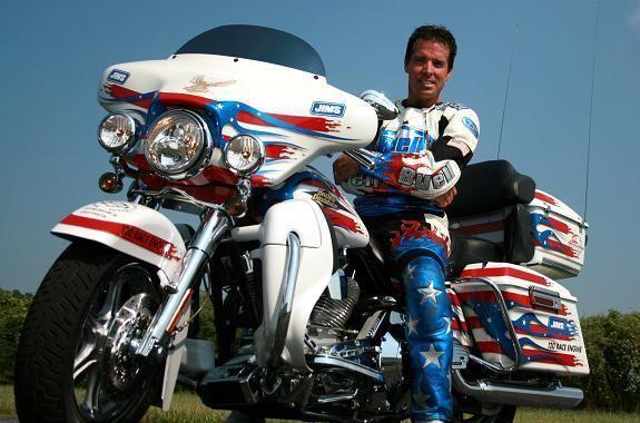 Bubba Blackwell Bubba Blackwell Almost Killed Jumping a Harley Harley