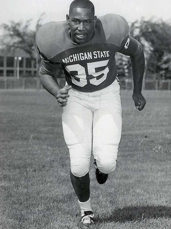 Bubba Smith Bubba SmithMichigan State 35 was the 1st pick for the Baltimore