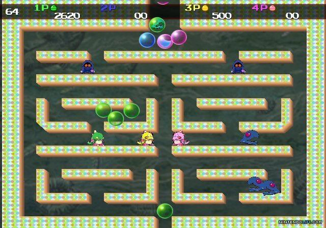 Bubble Bobble Plus! Bubble Bobble Plus WiiWare News Reviews Trailer amp Screenshots
