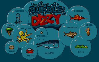 Bubble Dizzy Bubble Dizzy Old MSDOS Games Download for Free or play in