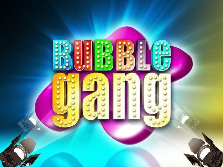 Logo of Bubble Gang