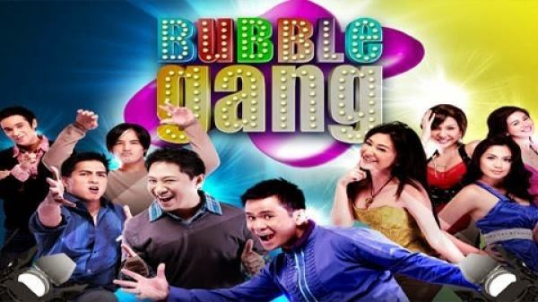 Ang dating Doon Bubble Gang 2014