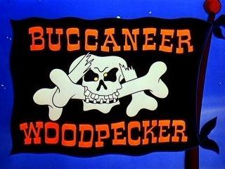 Buccaneer Woodpecker movie poster
