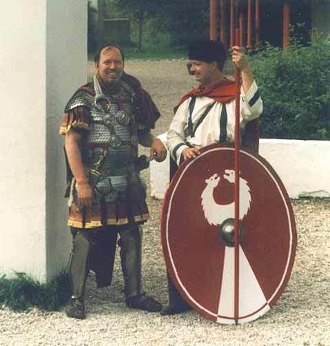 Bucellarius ARCHEON Monday 12th August 2002