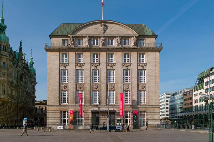 Bucerius Kunst Forum Bucerius Kunst Forum Museum in Hamburg Thousand Wonders
