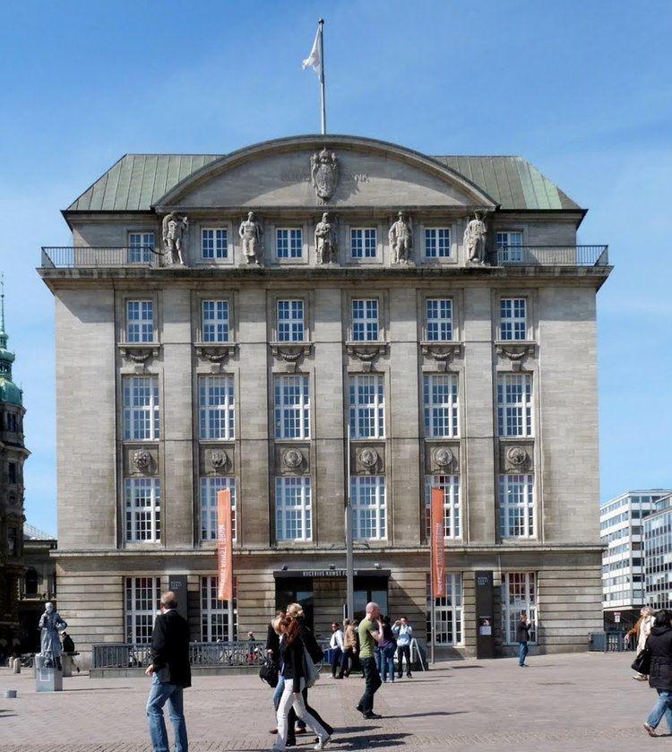 Bucerius Kunst Forum Panoramio Photo of Bucerius Kunst Forum im ehemaligen Bankgebude