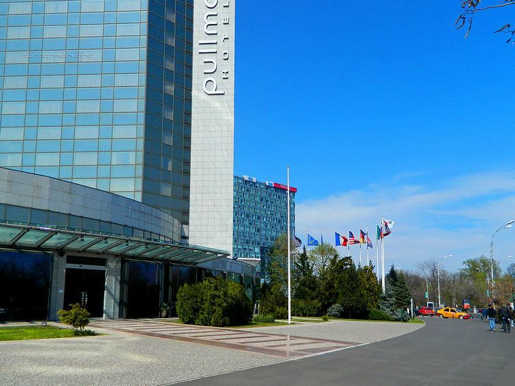 Bucharest World Trade Center