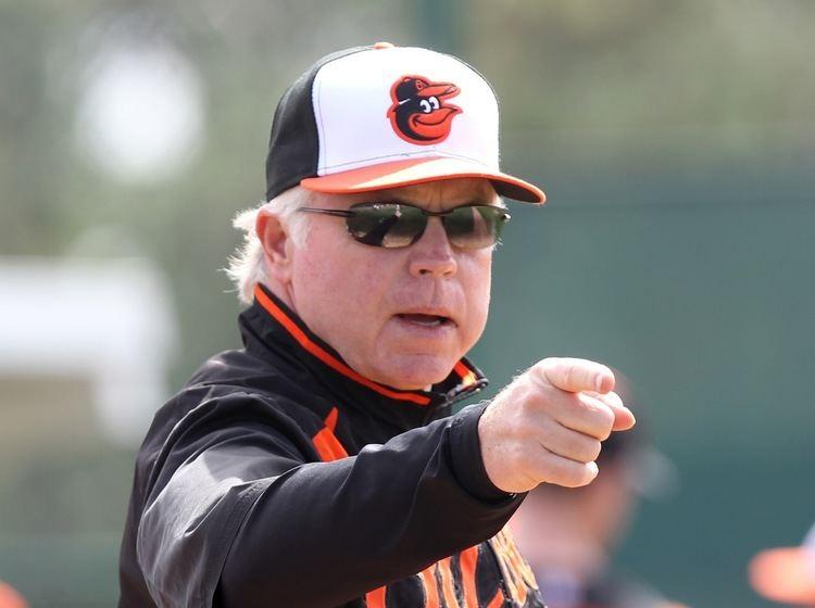 Buck Showalter BOSS Sports Orioles coach shuts down commentators who