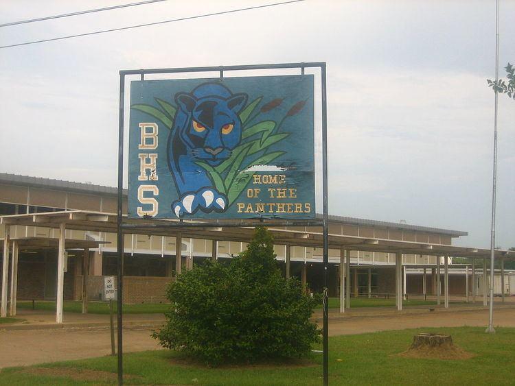 Buckeye High School, Deville, Louisiana