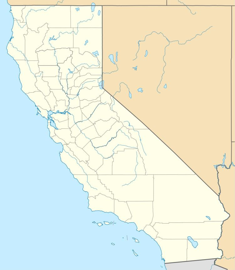 Buckhorn, Amador County, California
