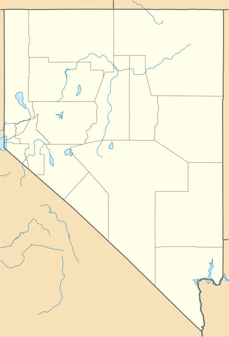 Buckhorn, Nevada