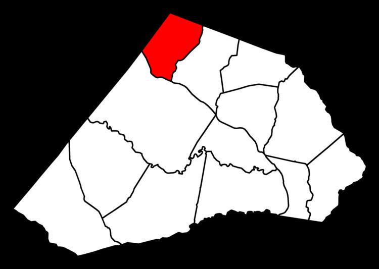 Buckhorn Township, Harnett County, North Carolina