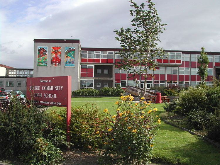 Buckie High School