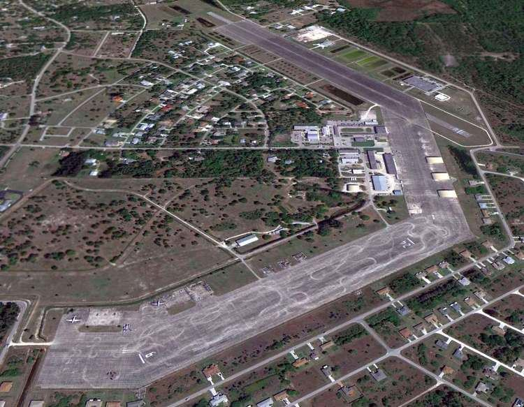 Buckingham Army Airfield Abandoned amp LittleKnown Airfields Florida Ft Myers area