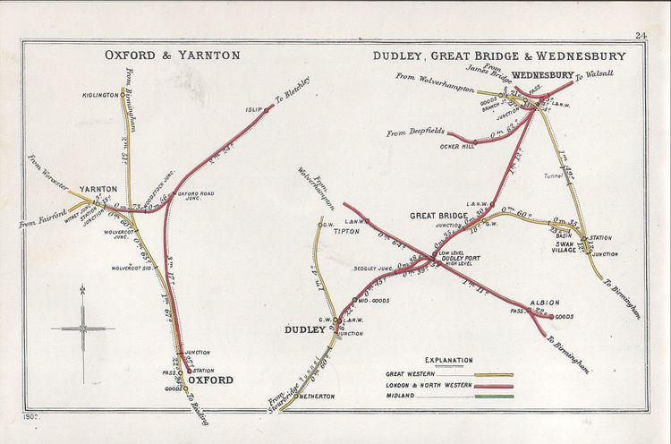Buckinghamshire Junction Railway