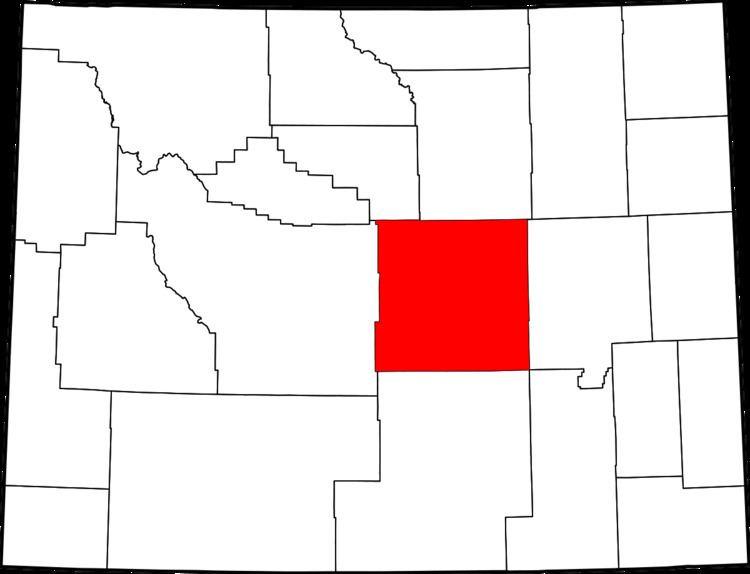 Bucknum, Wyoming