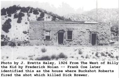 Buckshot Roberts Wild West Wednesday Buckshot Roberts and the Gun Battle