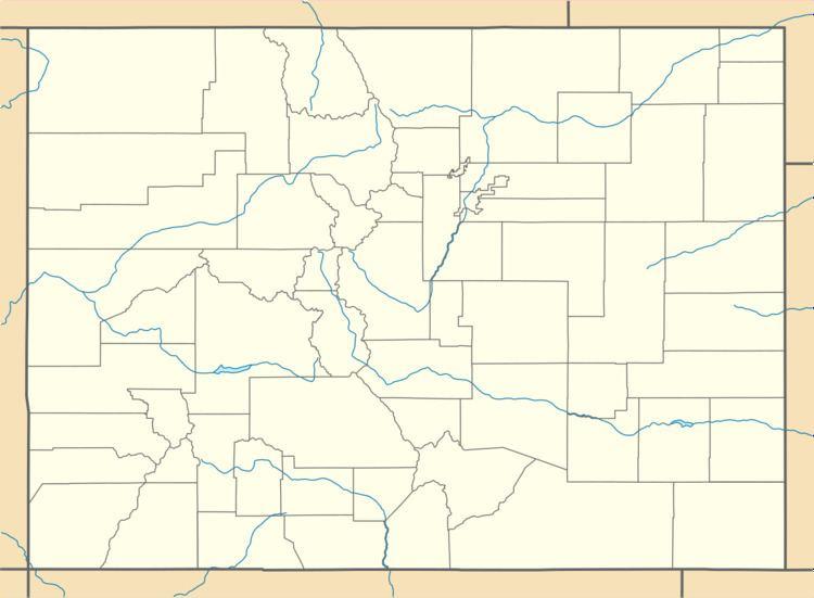 Buckskin Joe, Fremont County, Colorado