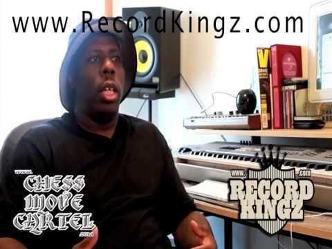 Buckwild Recordkingzcom Interview Hip Hop Producer Buckwild from DITC